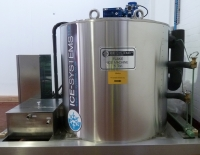 FF-E Series Freon Flake Ice Evaporator