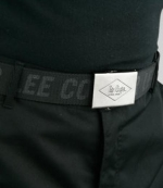 Lee Cooper Canvas Belt