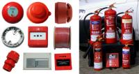 Fire Alarms & Extinguishers