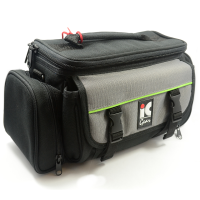 IC Gear Camera Case Bag 330mm x 180m x 170mm Grey Black