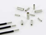 B00510 Uninsulated Ferrules - Wire End