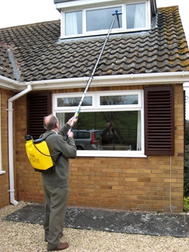 H Amp G Promotions Ltd Conservatory Cleaning Equipment
