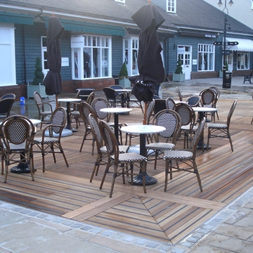 Woodscape Hardwood Timbers Timber Seating Balconies Decking