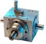 A and As switching spiral bevel gearbox