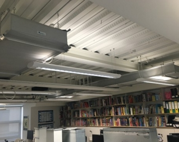 Fabric Ducting System Specialists