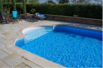 Grayfox swimming pools limited domestic swimming pools for Domestic swimming pool design