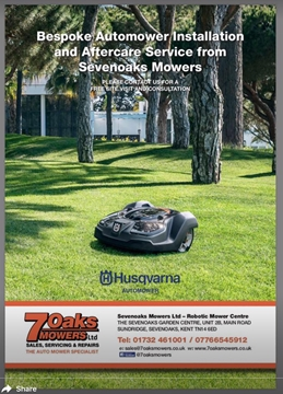 husqvarna 450x auto mower installation south of france 450x husqvarna 450x auto mower. Black Bedroom Furniture Sets. Home Design Ideas